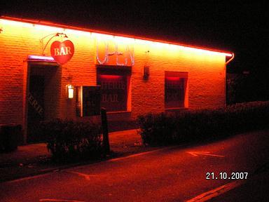"""Night Club """"CHERIE BAR""""w Niemczech"""