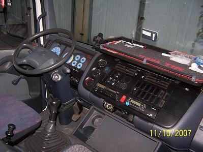 Mercedes 1828 ATEGO '98 590tkm BDF 280